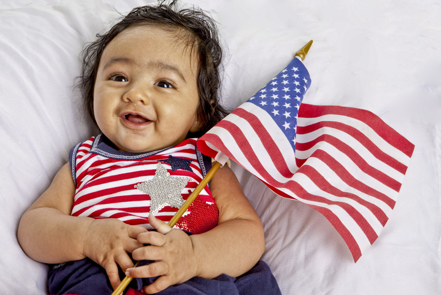 Desi Mom Diaries: Bringing Up Baby in America