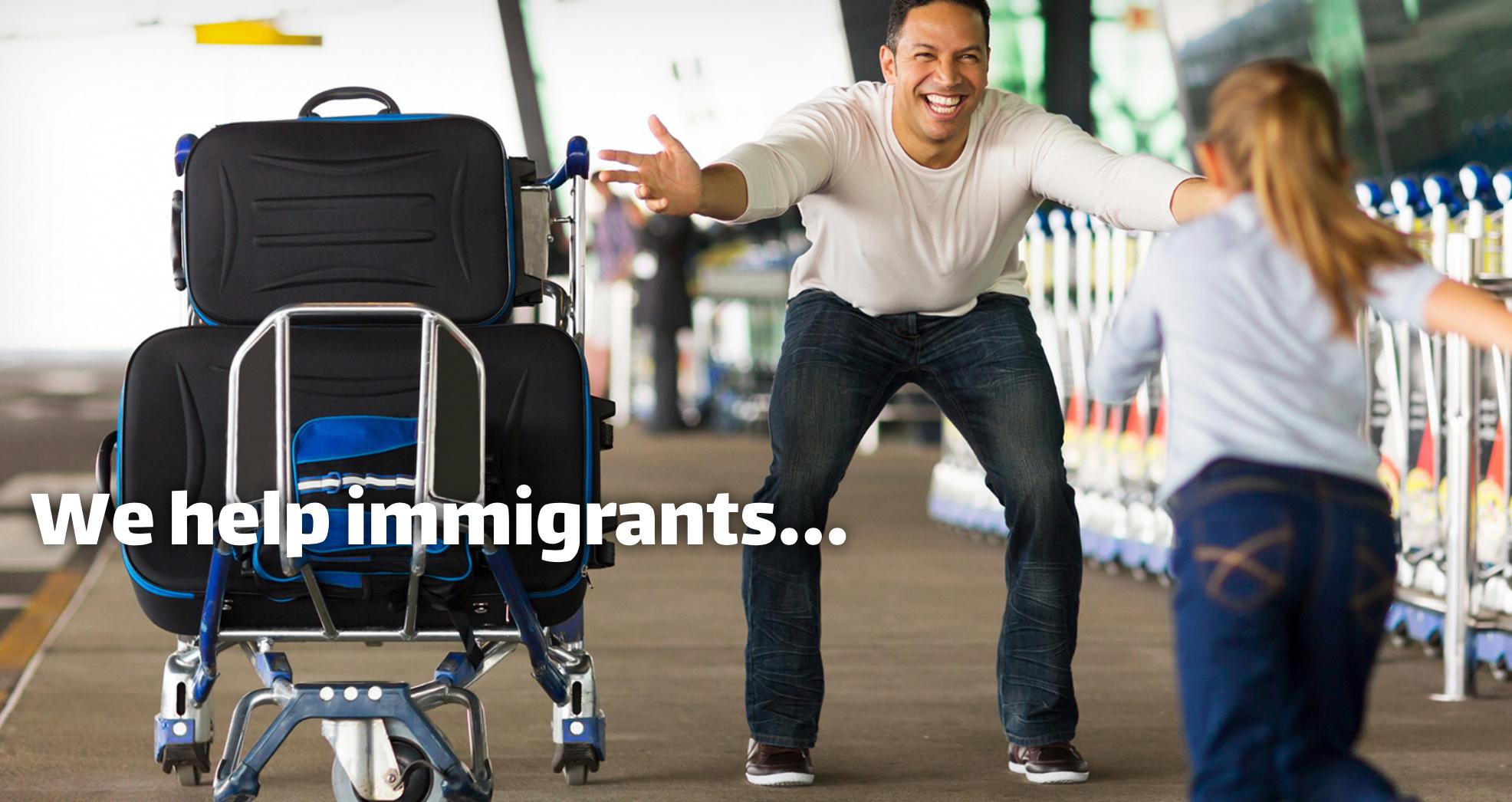 Lacroix Ramos: We Help Immigrants